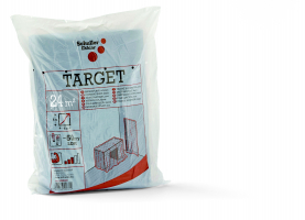 TARGET S50 4x6 black - Drop cloth / Garbage bags - Schuller